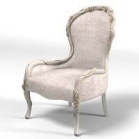 savio firmino 3026 classic  chair armchair rococo classical