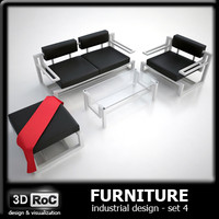Design Furniture set 4