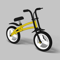 child bike toon