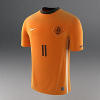 Netherlands Shirt - Soccer Jersey