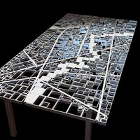 max new baghdad table edra
