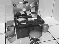 lab desk