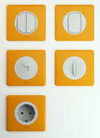 3d switches legrand celiane model