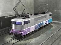 SNCF BB9200 En Voyage