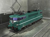SNCF BB9200 Green