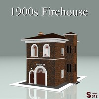 lightwave 1900 s firehouse