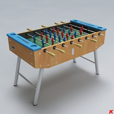 Fussball table02.zip