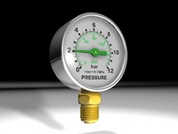 Manometer Pressure Gauge