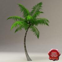 LowPoly Palm V2