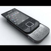 nokia 5330 mobile tv 3d max