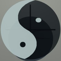 Ying Yang Table
