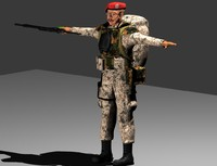 maya germany army soldier