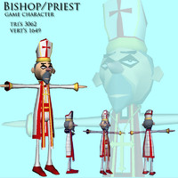 bishop Priest