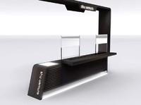 shu uemura 3d model