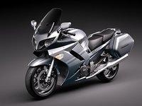 Yamaha FJR1300A 2009
