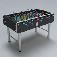 table ball 3d model