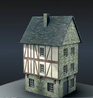 medieval townhouse lwo