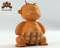 Mimushi figurine