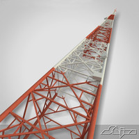 Communication Tower Antenna