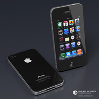 IPhone 4 VrayForC4D