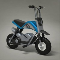 3d electric bike
