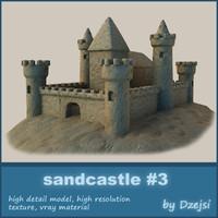 Sandcastle 3