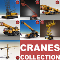 Cranes Collection V2