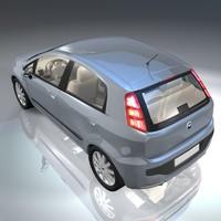 Fiat punto EVO car
