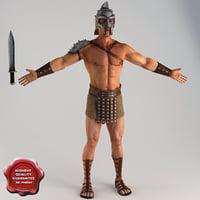 Gladiator T-Pose