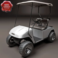Golf Car EZGO