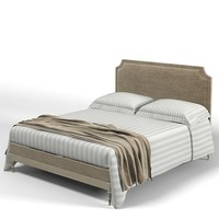 Pierre Collection Seduction classic modern bed