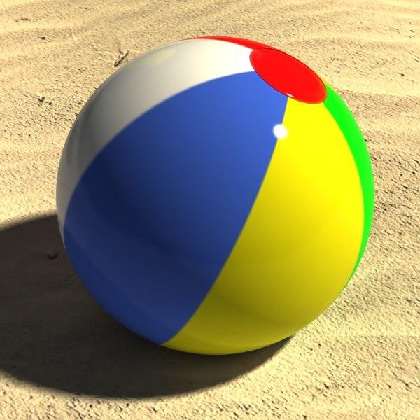 beach ball 1 by - photo #12