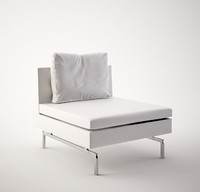 ligne roset stricto 3d model