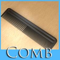 maya comb realistic