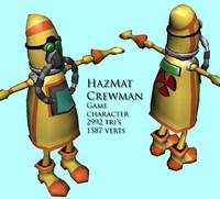 HazMat Crewman