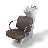 Maletti Globe salon Wash Point