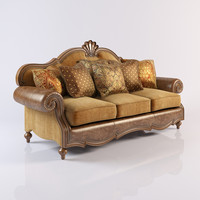 zacharie sofa 3d ma
