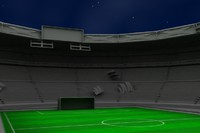 Soccer Stadium Basic Untextured