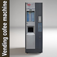 Vending cofee machine