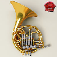 french horn 3ds