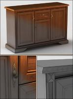 "Cabinet ""Black&White"