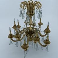 3d isabelle chandelier