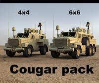 Cougar Pack