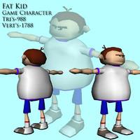 Chubby Kid