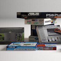 Hardware boxes