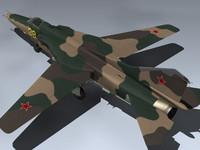 MiG-27M Flogger J (Yellow 38)