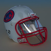 Revo Football Helmet