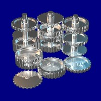 24 Tooth Gear set