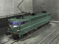 SNCF BB16000 Green