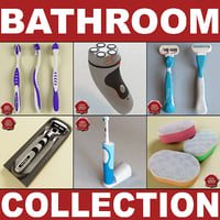 Bathroom Accessories Collection V2